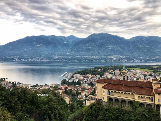 Alpes Suisse Italie Locarno
