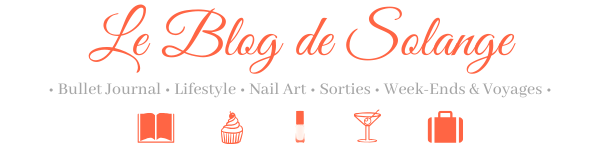 Le Blog de Solange