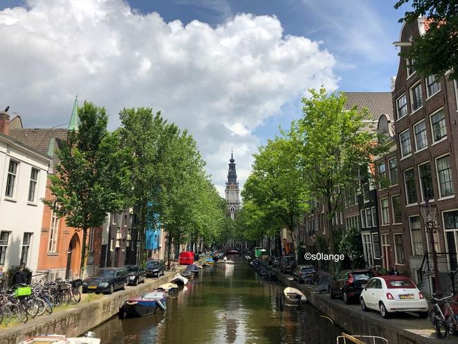 Amsterdam Canal Eglise