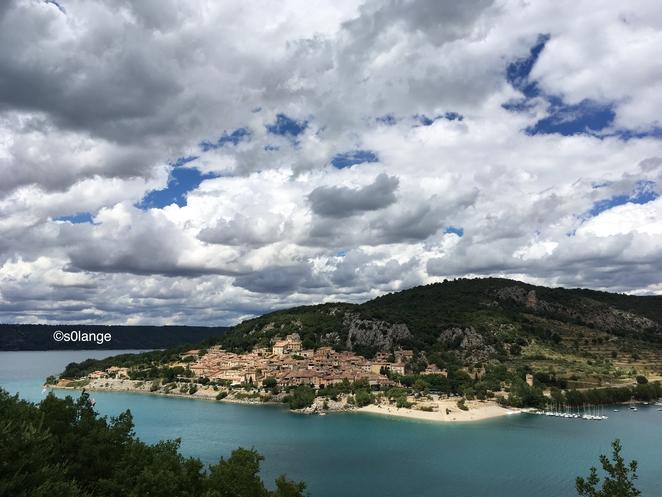 Bauduen Lac de Sainte Croix du Verdon
