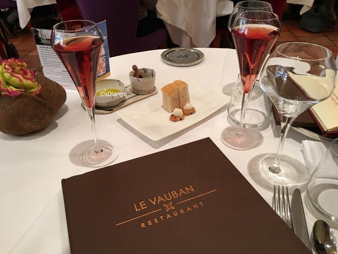 Restaurant Le Vauban Antibes