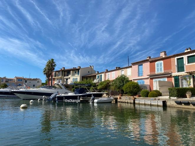 Port Grimaud Cité Lacustre Provence