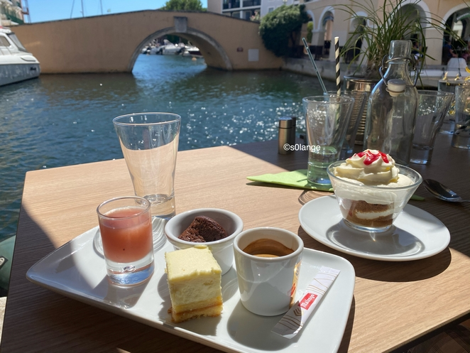 Restaurant Lily's Port Grimaud
