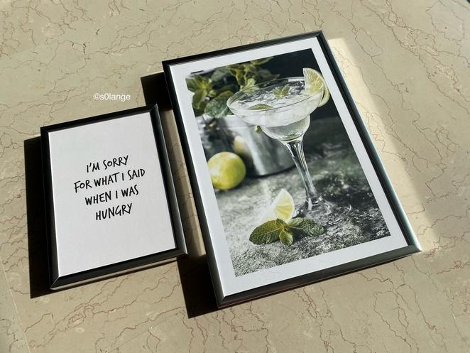 Poster Store - Affiches et Cadres - Thème Cuisine