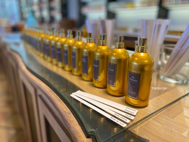 Usine Laboratoire Fragonard Eze Village Parfums